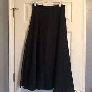 JS Collection Full Length Evening Skirt